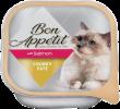 Bon Appetit Chunky Pate Salmon Cat Food - 100g
